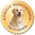 Proud Supporter - Petfinder